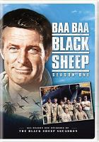 Cover image for Black sheep squadron. Season 1, Complete [videorecording DVD]