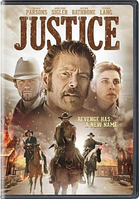 Cover image for Justice [videorecording DVD]