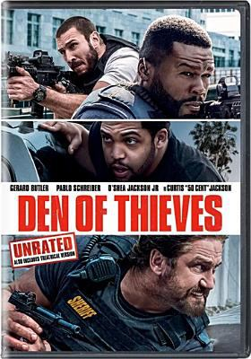 Cover image for Den of thieves [videorecording DVD]