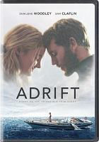 Cover image for Adrift [videorecording DVD] (Sam Claflin version)