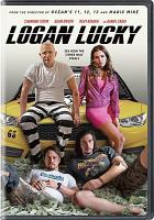Cover image for Logan lucky [videorecording DVD]