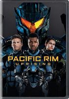Cover image for Pacific Rim. Uprising [videorecording DVD]