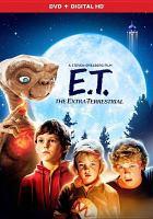 Imagen de portada para E.T., the Extra-Terrestrial [videorecording DVD]