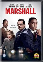 Cover image for Marshall [videorecording DVD]