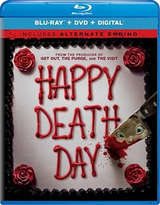 Cover image for Happy death day [videorecording Blu-ray]