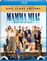 Cover image for Mamma mia! [videorecording Blu-ray] : here we go again