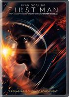 Cover image for First man [videorecording DVD]