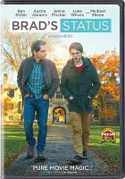 Cover image for Brad's status [videorecording DVD]