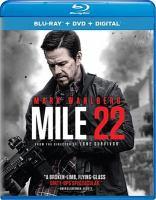 Imagen de portada para Mile 22 [videorecording Blu-ray]