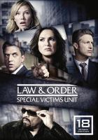 Cover image for Law & order, SVU. Season 18, Complete [videorecording DVD]