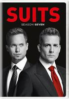 Cover image for Suits. Season 7, Complete [videorecording DVD]