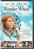 Cover image for Wonder wheel [videorecording DVD]