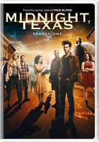 Cover image for Midnight, Texas. Season 1, Complete [videorecording DVD]