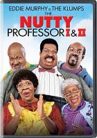 Cover image for The nutty professor I & II [videorecording DVD]