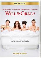 Imagen de portada para Will & Grace, the revival. Season 1, Complete [videorecording DVD]
