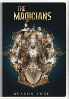 Cover image for The magicians. Season 3, Complete [videorecording DVD]