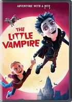 Cover image for The little vampire [videorecording DVD]