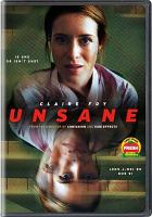 Cover image for Unsane [videorecording DVD]
