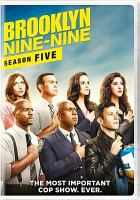 Cover image for Brooklyn nine-nine. Season 5, Complete [videorecording DVD]
