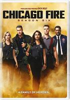 Cover image for Chicago fire. Season 06, Complete [videorecording DVD]