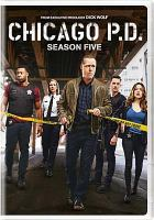 Cover image for Chicago P.D. Season 05, Complete [videorecording DVD]