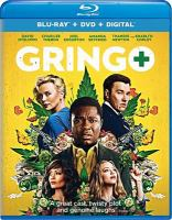 Cover image for Gringo [videorecording Blu-ray]