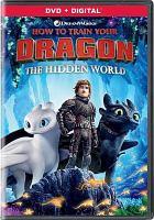 Imagen de portada para How to train your dragon [videorecording DVD] : The hidden world