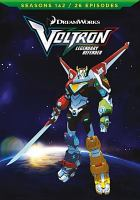 Cover image for Voltron, legendary defender : Seasons 1 & 2, Complete [videorecording DVD]