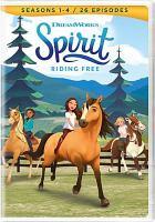 Imagen de portada para Spirit, riding free. Seasons 1-4 [videorecording DVD]