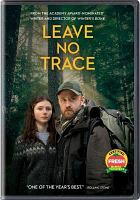 Cover image for Leave no trace [videorecording DVD]