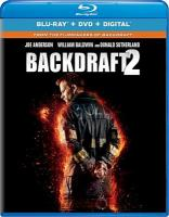 Cover image for Backdraft 2 [videorecording Blu-ray]