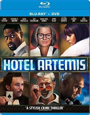 Cover image for Hotel Artemis [videorecording Blu-ray]