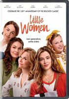 Cover image for Little women [videorecording DVD] (Sarah Davenport version)