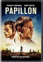 Cover image for Papillon [videorecording DVD] (Charlie Hunnam version)