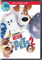Imagen de portada para The secret life of pets 2 [videorecording DVD]