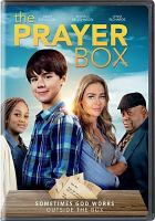 Cover image for The prayer box [videorecording DVD]