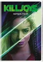 Cover image for Killjoys. Season 4, Complete [videorecording DVD].