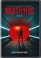 Cover image for Nightflyers. Season 1, Complete [videorecording DVD]
