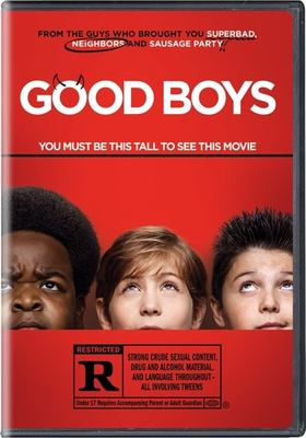 Cover image for Good boys [videorecording DVD]