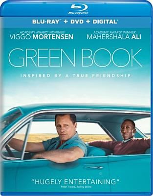 Cover image for Green book [videorecording Blu-ray]