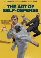 Cover image for The art of self-defense [videorecording DVD]