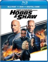 Cover image for Hobbs & Shaw [videorecording Blu-ray]