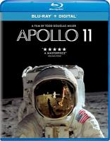 Cover image for Apollo 11 [videorecording Blu-ray]