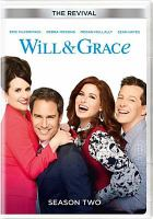 Imagen de portada para Will & Grace, the revival. Season 2, Complete [videorecording DVD].