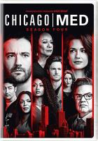 Cover image for Chicago Med. Season 04, Complete [videorecording DVD].