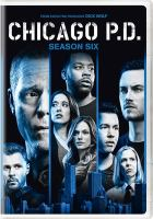 Cover image for Chicago P.D. Season 06, Complete [videorecording DVD]