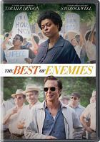 Cover image for The best of enemies [videorecording DVD]