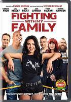 Imagen de portada para Fighting with my family [videorecording DVD]