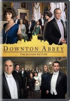 Cover image for Downton Abbey [videorecording DVD] : the motion picture