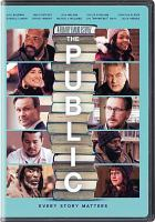 Cover image for The public [videorecording DVD]